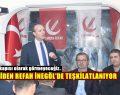 Yeniden Refah Partisi İnegöl'de teşkilatlanıyor