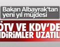 KDV ve ÖTV indirimleri uzadı