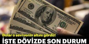 Dolar TL'de Son Durum Ne