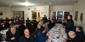 2019'un İlk Bereket Sofrası Cumhuriyet Mahallesinde Kuruldu