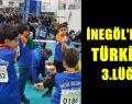 İnegöllü minik Türkiye 3.sü