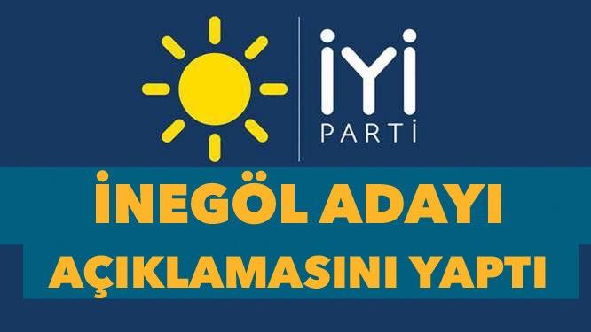 Özdemir İYİ Parti'den aday