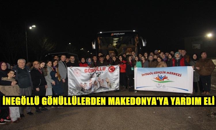 İnegöl gönüllü YÜZ Projesine sahip çıkıyor