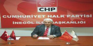 Chp İlçe Başkanı Necmi Demir Yeni Yıl Mesajı Yayınladı