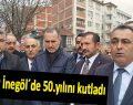 MHP 50.yılını kutladı