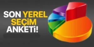 Anketlerde Bursa'da Hangi Aday Önde