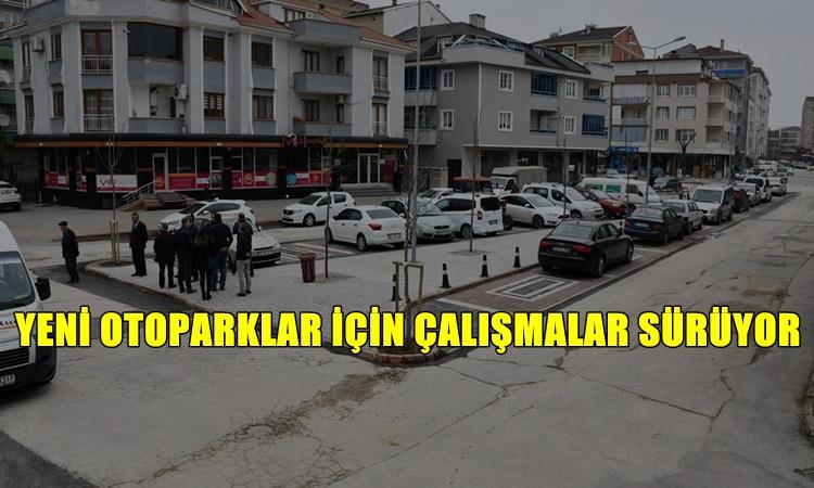 Osmaniye Mahallesi'nde 32 Araçlık Otopark Hizmete Girdi