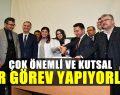 14 Mart Tıp Bayramı İnegöl Devlet Hastanesi'nde Kutlandı