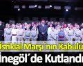 İstiklal Marşı'nın kabulü İnegöl'de kutlandı