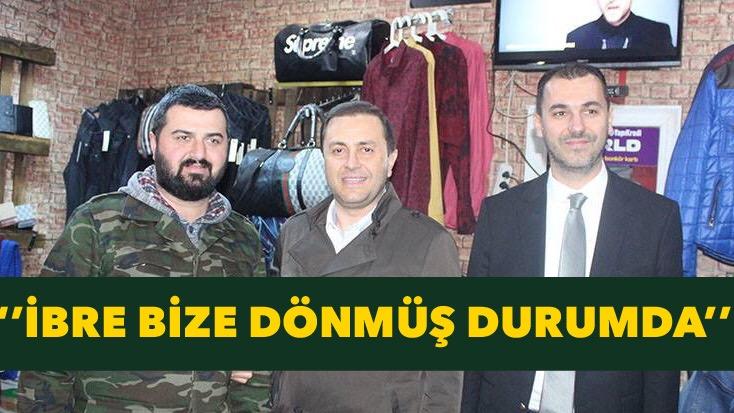 Hakan Özdemir iddialı konuştu