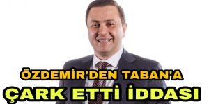 Hakan Özdemir'den Sert Sözler