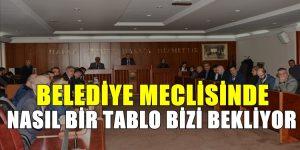 İnegöl Belediye Meclisinde 4 Parti Olacak