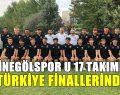 Türkiye Şampiyonasına Gidiyor
