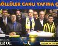 İnegöllü Fenerbahçeliler canlı yayında