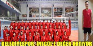 Belediyespor'un Genç Yıldızı Milli Takım Kampına Davet Edildi