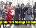 İnegöl'de Türk Şenliği Düzenlendi