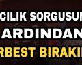Kılıçdaroğlu'na Yumruk Atan Sarıgün Serbest Bırakıldı