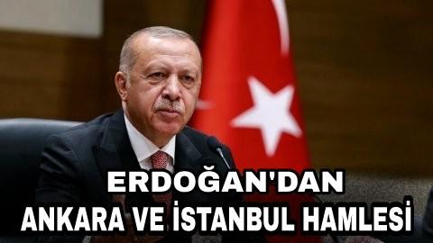 Erdoğan'dan Yeni Hamle