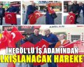 Ücretsiz Türk Bayrağı Dağıttı