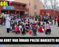 İnegöl'de Okulda Kurt Var Haberi Polisi Harekete Geçirdi