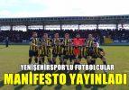 Yenişehirspor'da İsyan Var