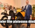 Müzeler film platosuna dönüyor