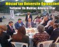 Müsiad'tan Üniversite Öğrencileri Yetimler Ve Muhtaç Ailelere İftar