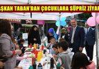 'Ramazan Etkinlik Çadırı' Çarşıya Renk Kattı