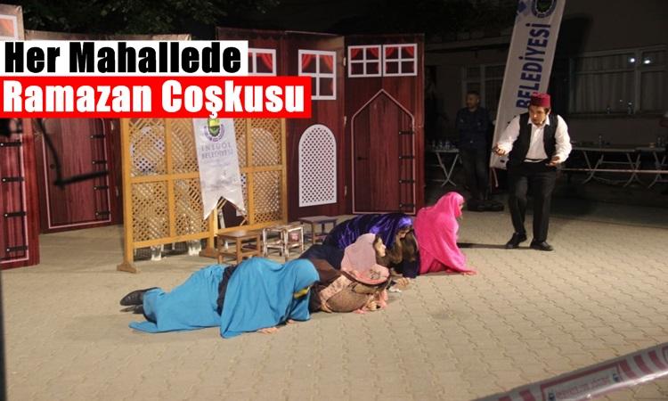 Her Mahallede Ramazan Coşkusu