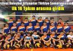 Festival Voleybol Altyapılar Türkiye Şampiyonası