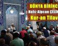 Gönüller Kur'an-ı Kerim Tilaveti İle Mest Oldu