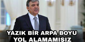 Abdullah Gül Ysk'nın Kararını Değerlendirdi