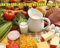 Ramazanda Sağlıklı Beslenme Nasıl Olur ?