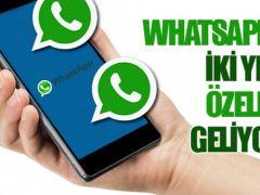WhatsApp'tan iki yeni özellik