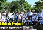 Tübitak Projesi İnegöl'de Hayata Geçiyor