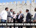 Bursa Mevlevihanesi Küllerinden Doğuyor