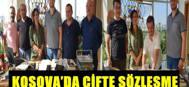 KOSOVA'DA ÇİFTE SÖZLEŞME