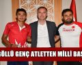 İnegöllü Türkiye Şampiyonuna Başkan Taban'dan Tebrik