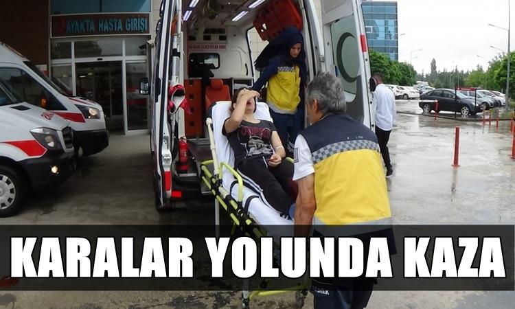 3 Kişi Yaralandı