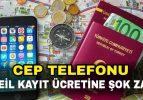 Artık Yurt Dışından Telefon Getirmek Cazip Değil