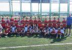 Doğugücü Yaz Futbol Okulu Başladı