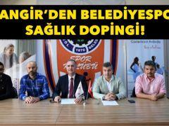 Belediyespor'un Sağlık Sponsoru Cihangir Hastanesi Oldu