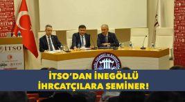 "İhracatçılara ""Eximbank"" Semineri"