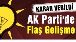 Ak Parti'de ihraç!