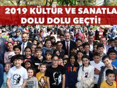 2019 Kültür Ve Sanatla Dolu Dolu Geçti