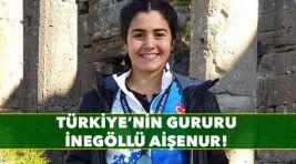 İnegöl'lü Yüzücü Türkiye'yi Temsil Edecek