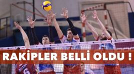 Kupa Voley'de Program Belli Oldu !