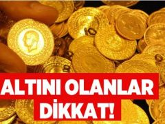 Altın fiyatları artacakmı ?
