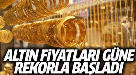 Altın ve döviz'de peşpeşe rekorlar sürüyor !