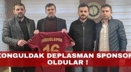 Ef-Ma reklam Zonguldak deplasman sponsoru oldu !